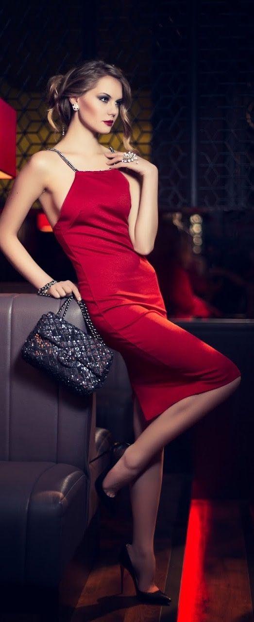 La robe rouge signification