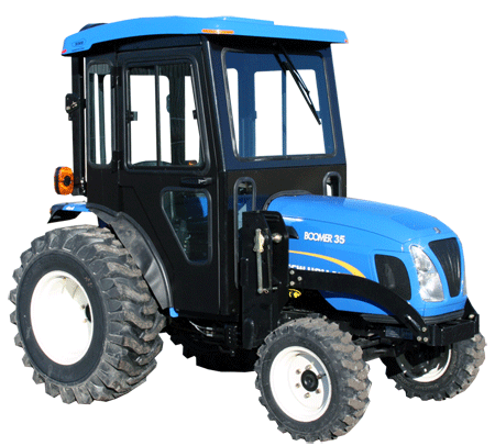 New Holland Boomer 30 35 Compact Tractor Parts Manual