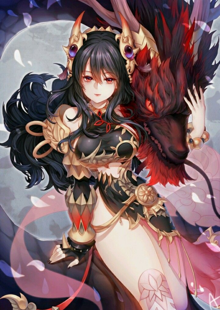 Anime Characters Knights : Rin seven knights images pinterest knight anime and