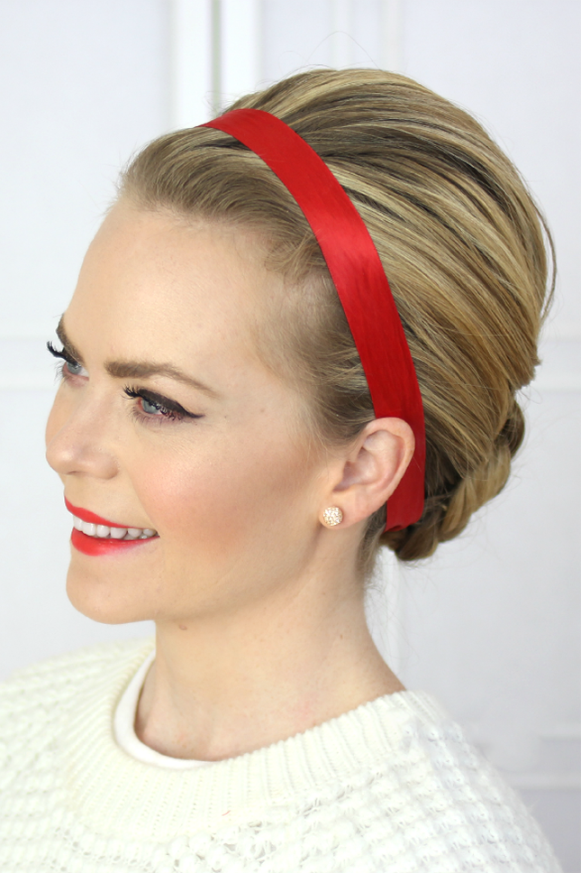 12 Ways To Rock Ribbon In Your Hair Ribbon Hairstyle Hair Styles Long Hair Styles