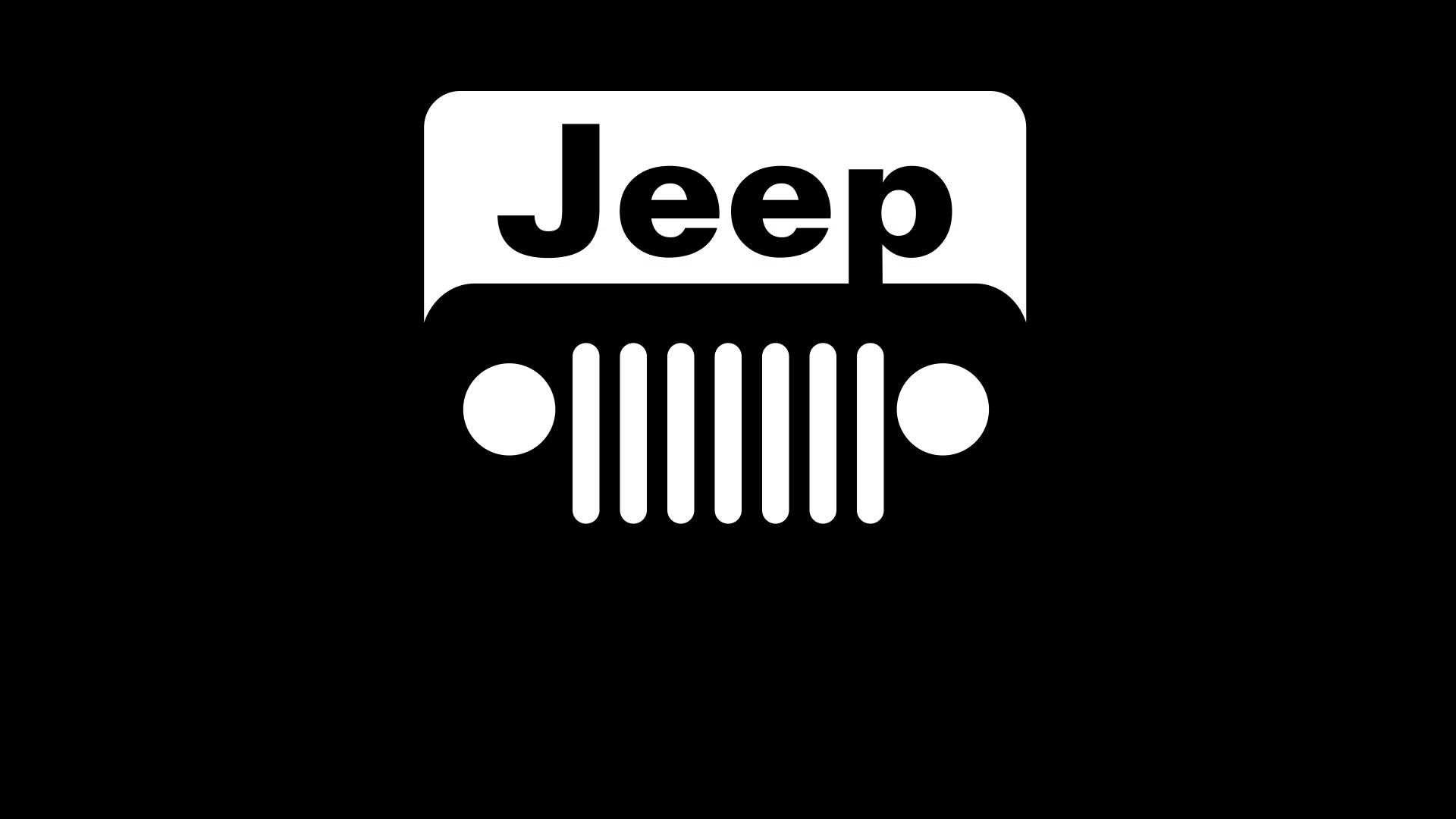Black Jeep Emblem Wallpaper Hd
