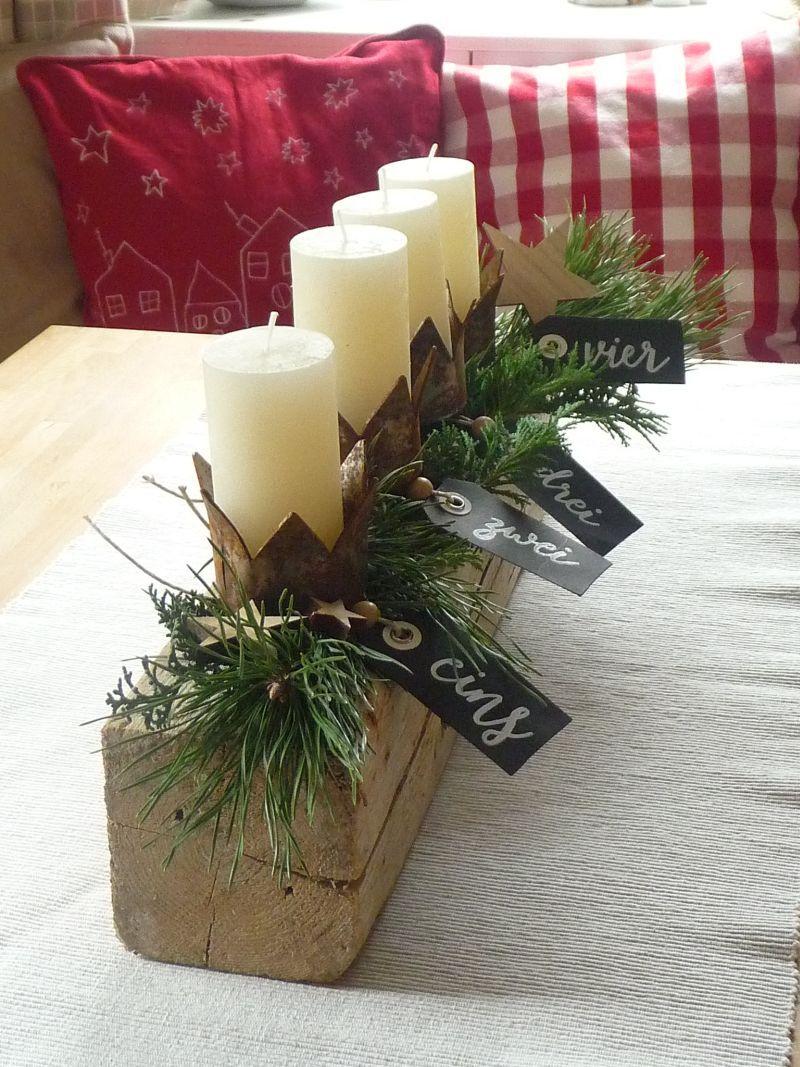 Meine grüne Wiese #rustikaleweihnachten