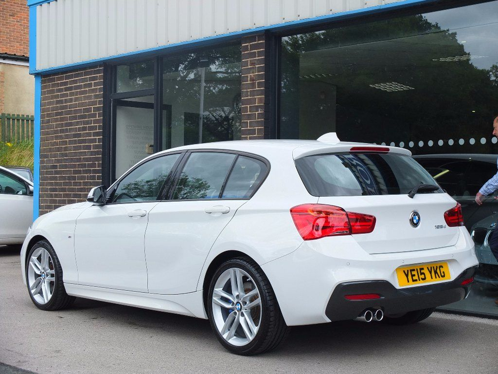 Bmw 1 Series 2 0 125d M Sport Sports Hatch Sport Auto 5dr Start