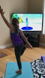 at home adventure with cosmic kids yoga  yoga for kids