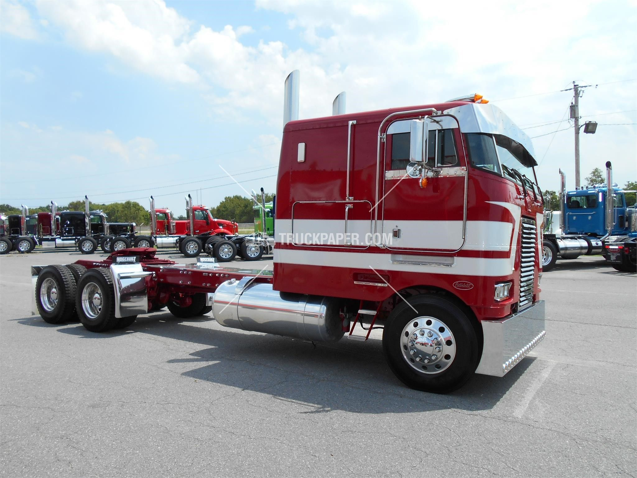 1987 PETERBILT 362 For Sale At Hundreds of