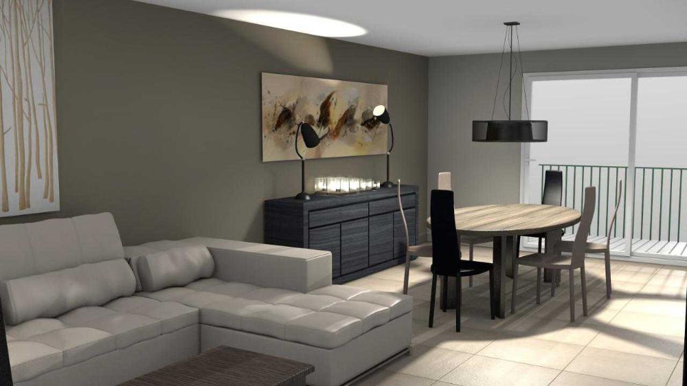 Decoration Salon Sejour Moderne Nowgeneration Co | Home ...
