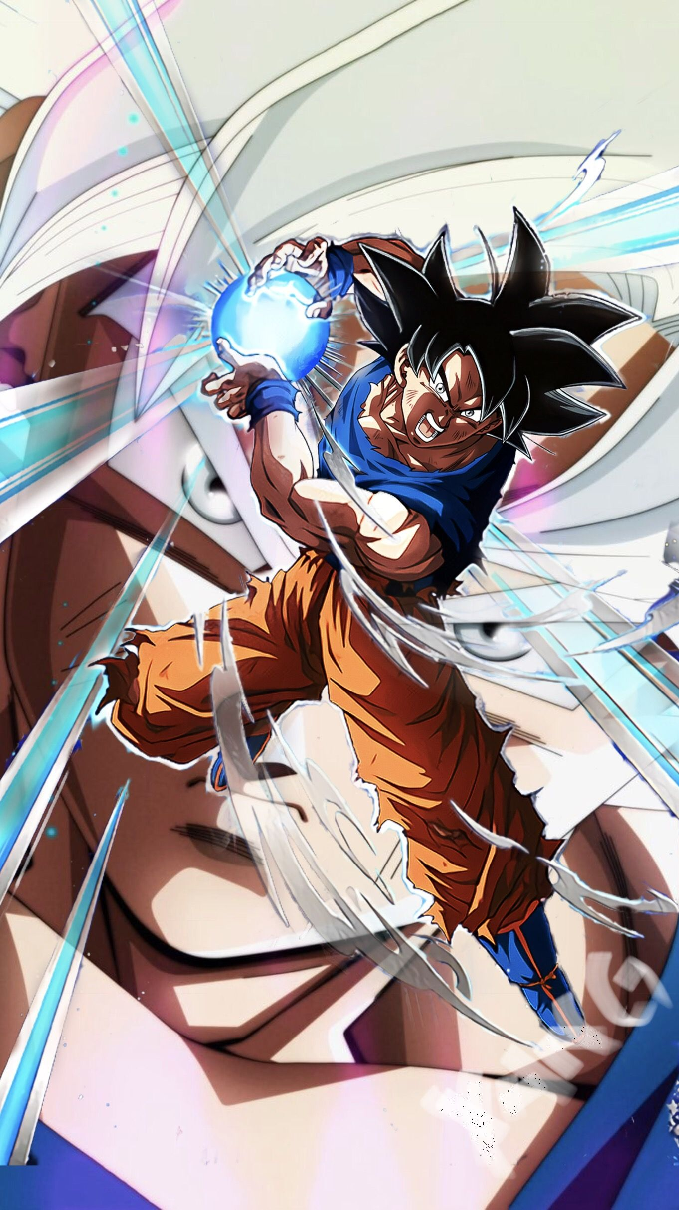 Goku Ultra Instinct Anime Dragon Ball Super Dragon Ball Goku Dragon Ball Artwork