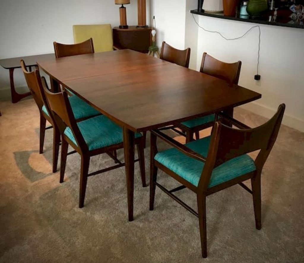 Pin By Lisa Dowell On Mid Mod Mid Century Modern Dining Room