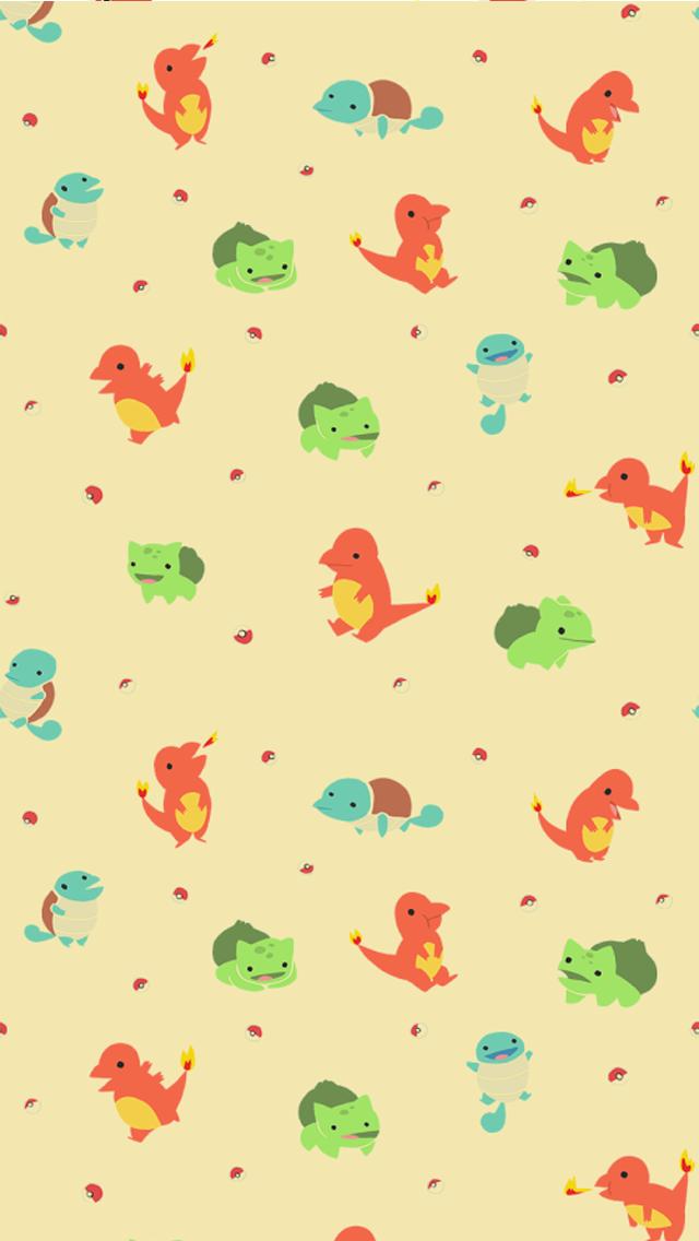Pok wallpapers padronizados pra voc usar no seu celular - Sites de animes para celular ...
