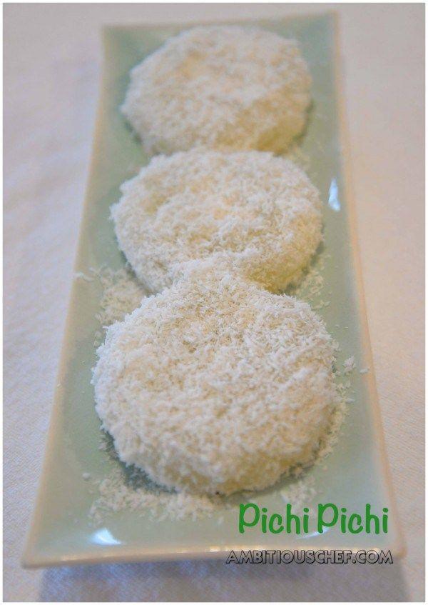 A Pichi Pichi Recipe Filipino Desserts Filipino Snacks Desserts