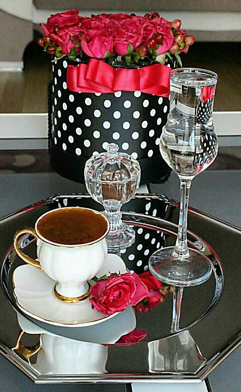 صباح الخيرات ☕🌷🍃 (With images) Breakfast tea, Morning