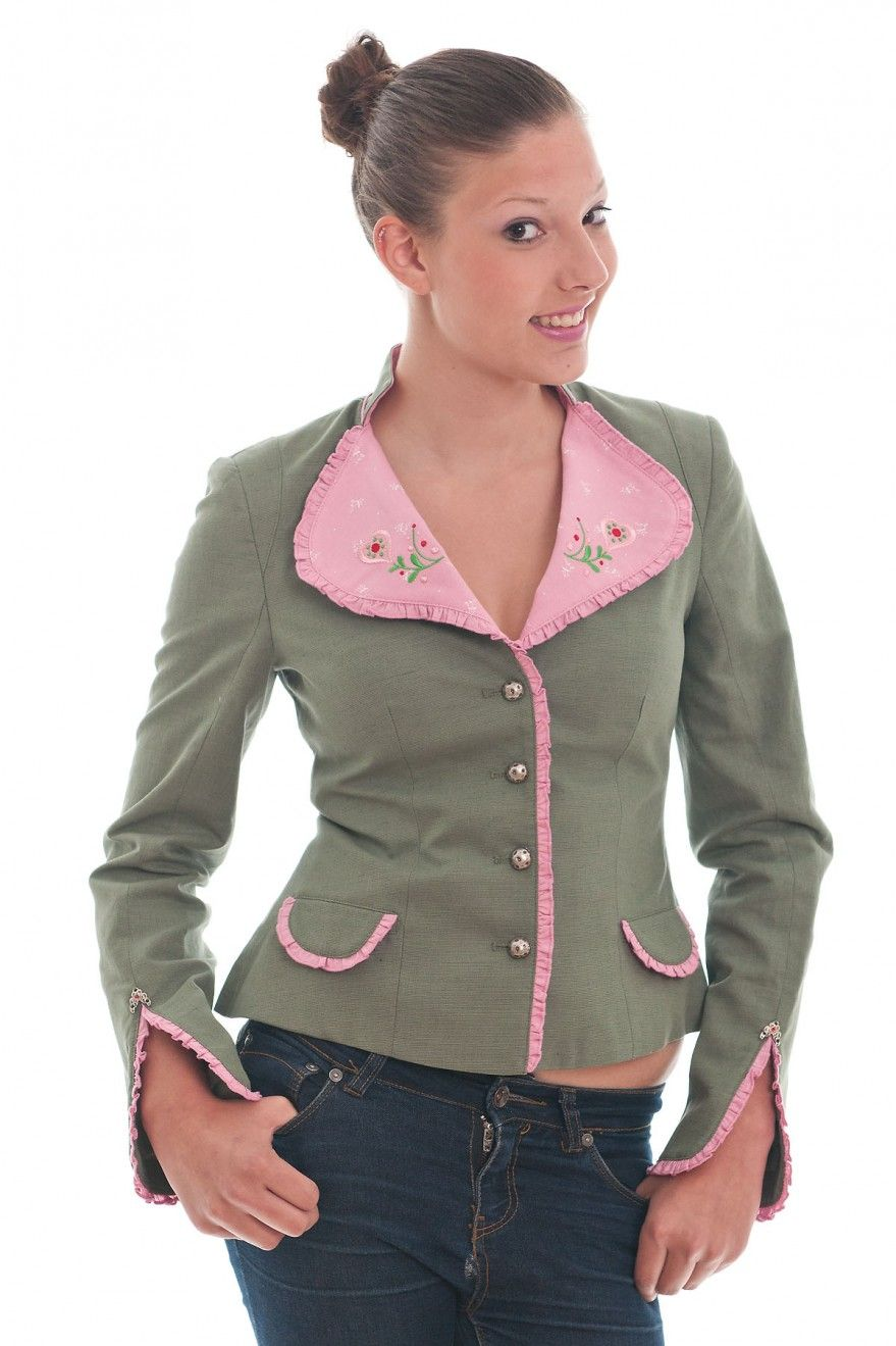Fescher Trachtenjanker - Trachtenjanker / Jacken - Damen | Trachteria