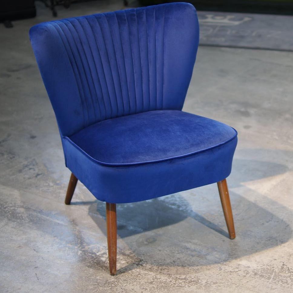 Cocktailsessel Mit Vip Von Christian Fischbacher Neu Bezogen Easy Chair Armchair Chair