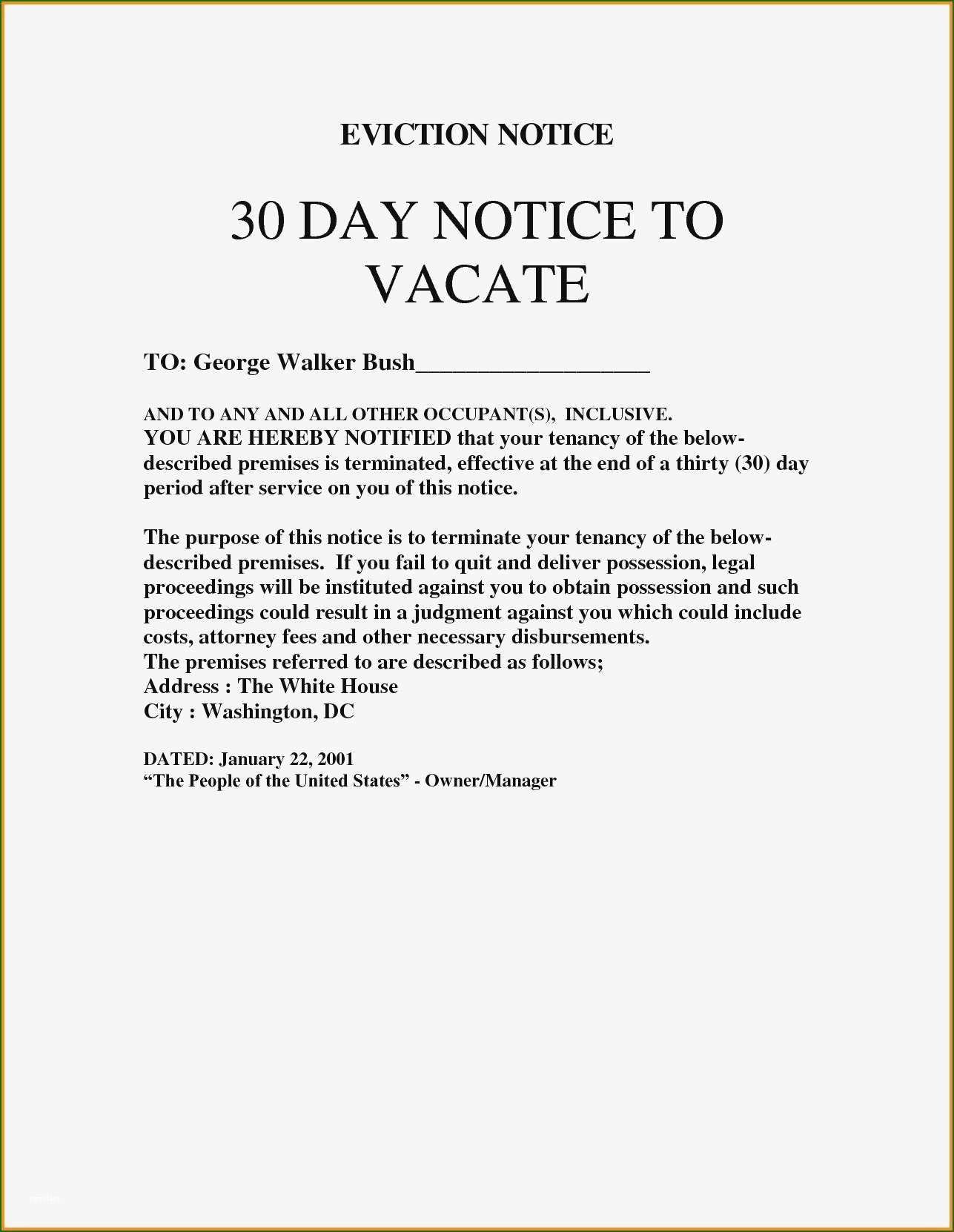 14 Phenomenal Nc Eviction Notice Template 30 Day Eviction Notice Eviction Notice Letter Templates Free
