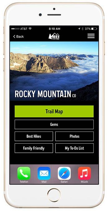 Need The Ultimate National Parks Guide? Get This App