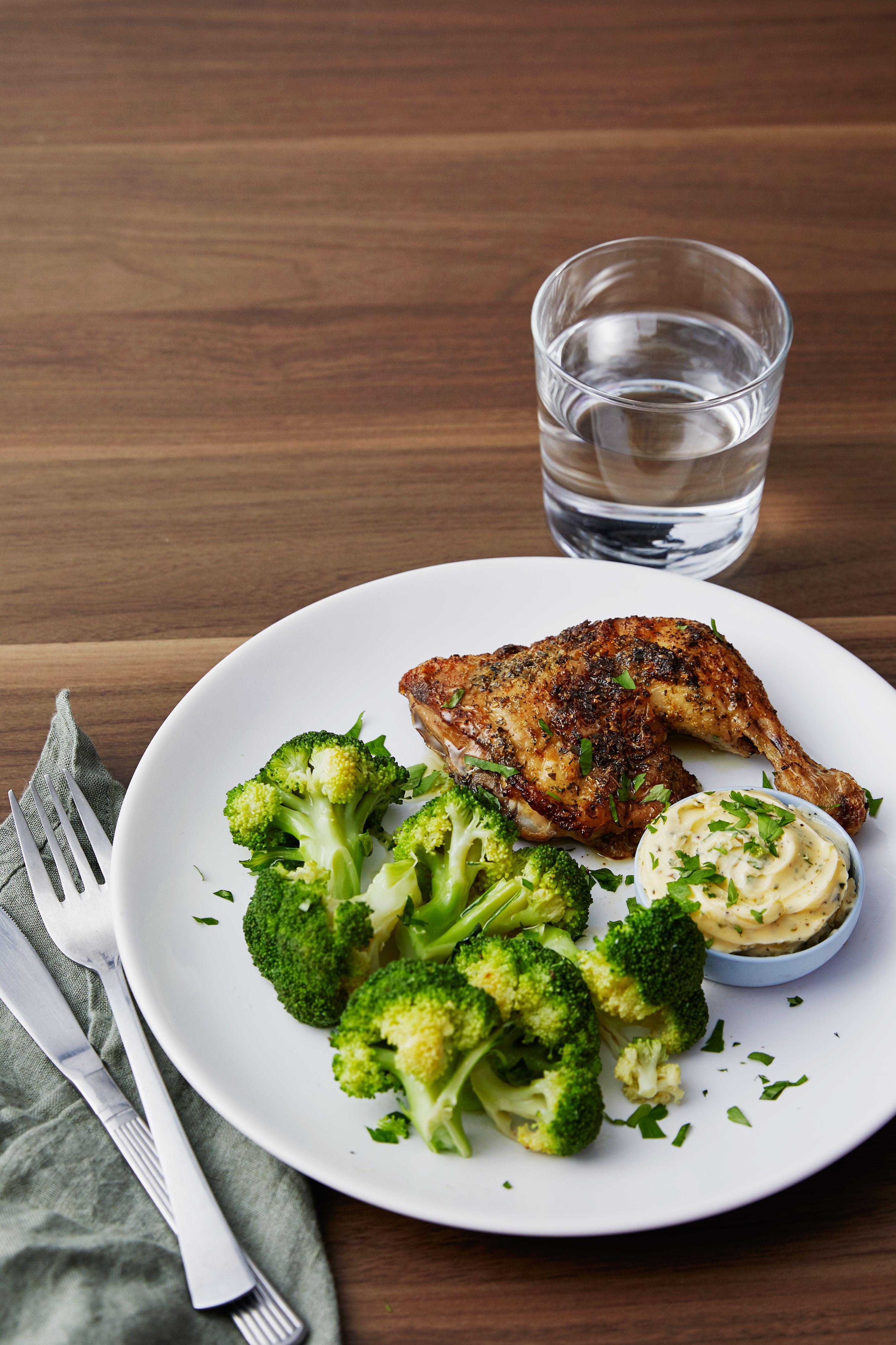 kyckling broccoli diet