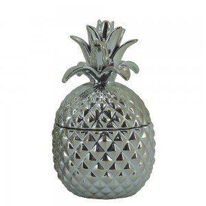 Metallic Pineapple - Neutral ceramics