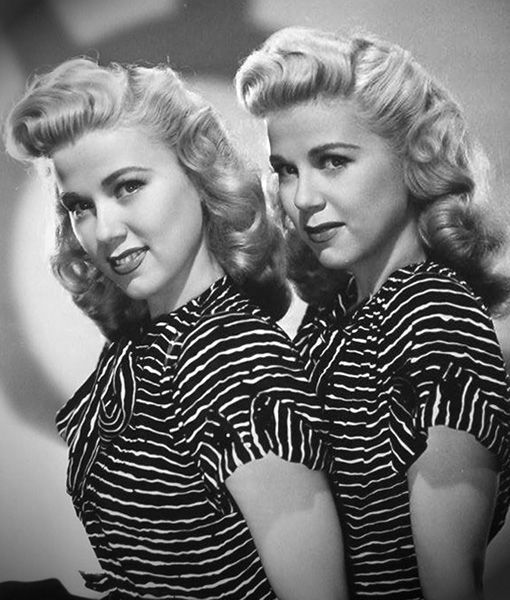 Twin actresses Lyn and Lee Wilde | Photos of Movie Stars and ...