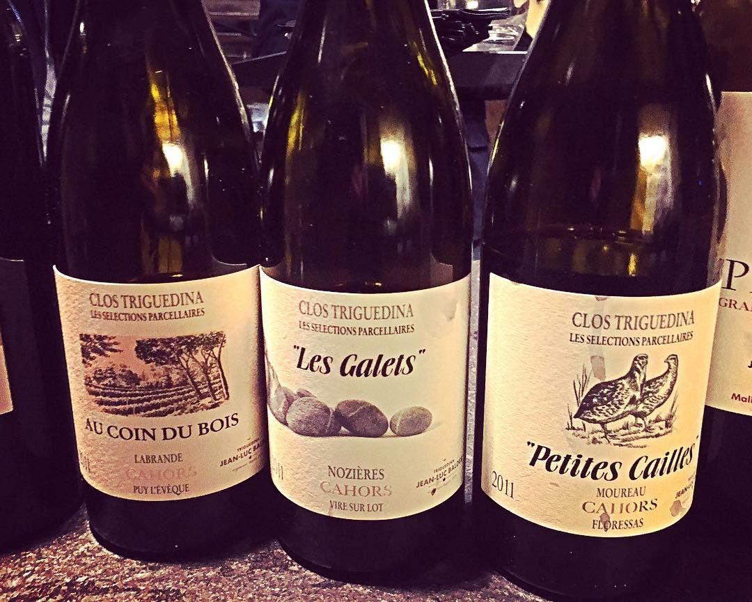 Black Celebration The Cuvee Parcellaire Of Clos Triguedina What