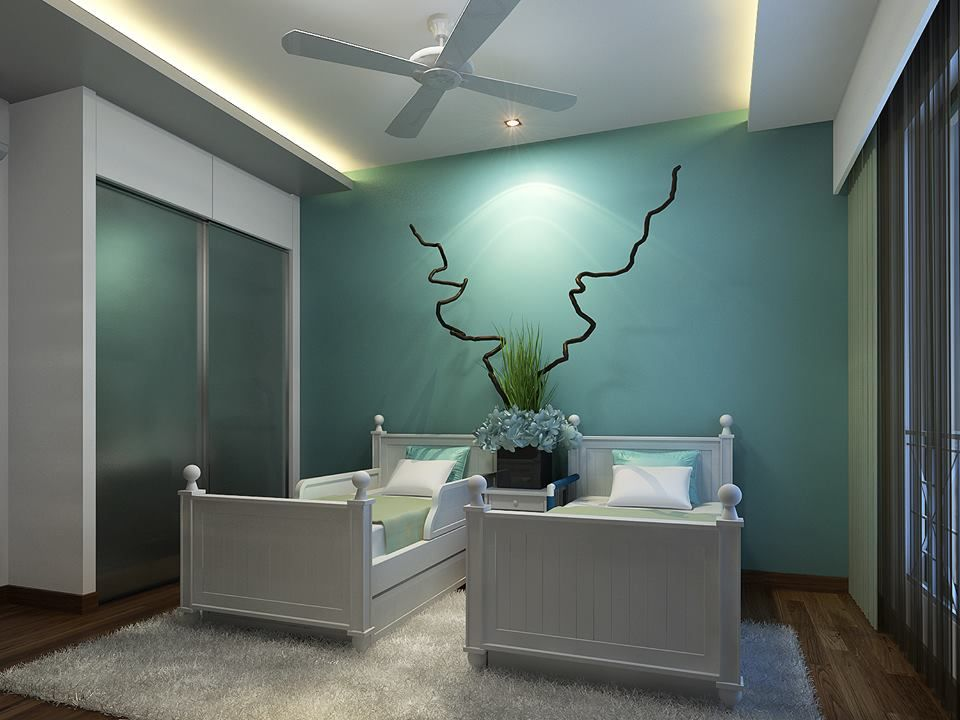 Ever Dreamed Of Painting Your Room Interior In The Colour Of Tiffanyblue Our Dulux Preferred