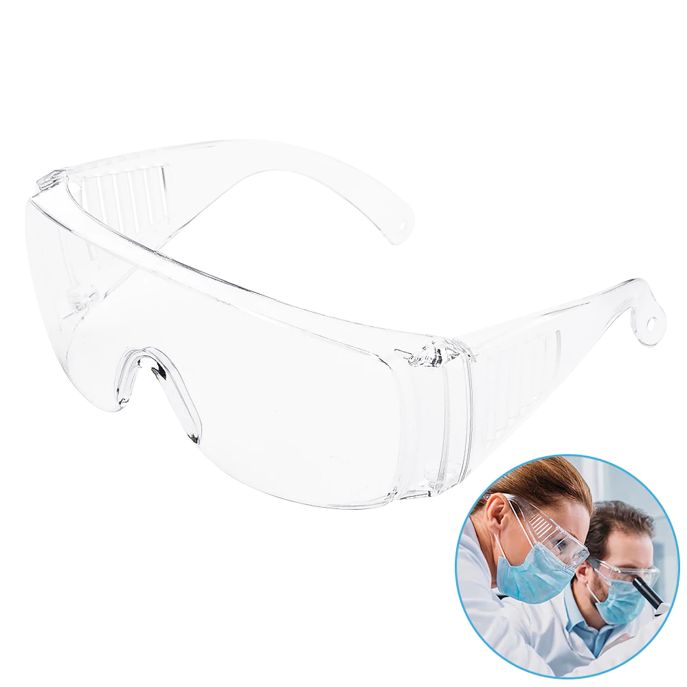 Safety Glasses Eye Protection Anti Dust Shock Labor Goggles Light Transparent Eyepiece Chemical Protective Glasses Eye P Safety Goggles Eye Protection Eyepatch