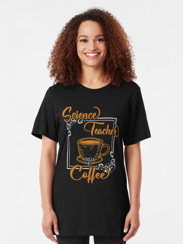 'Science teacher coffee' T-Shirt by torlei565 #nikolausgeschenkmann