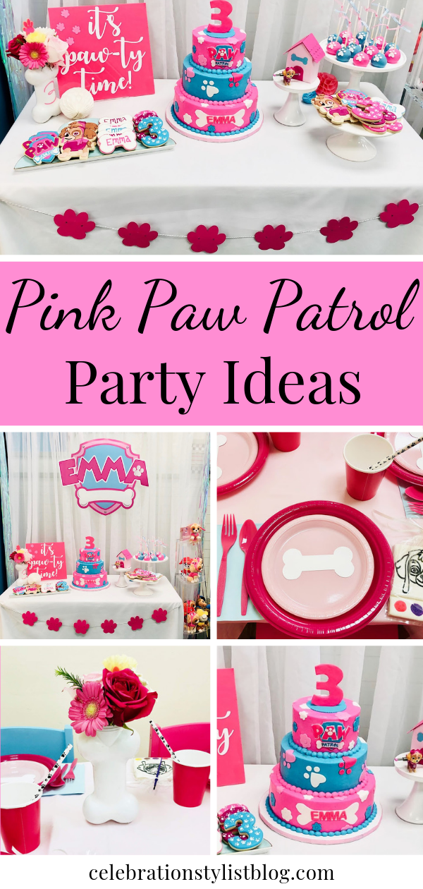 Photo of Pink Paw Patrol Party Ideen