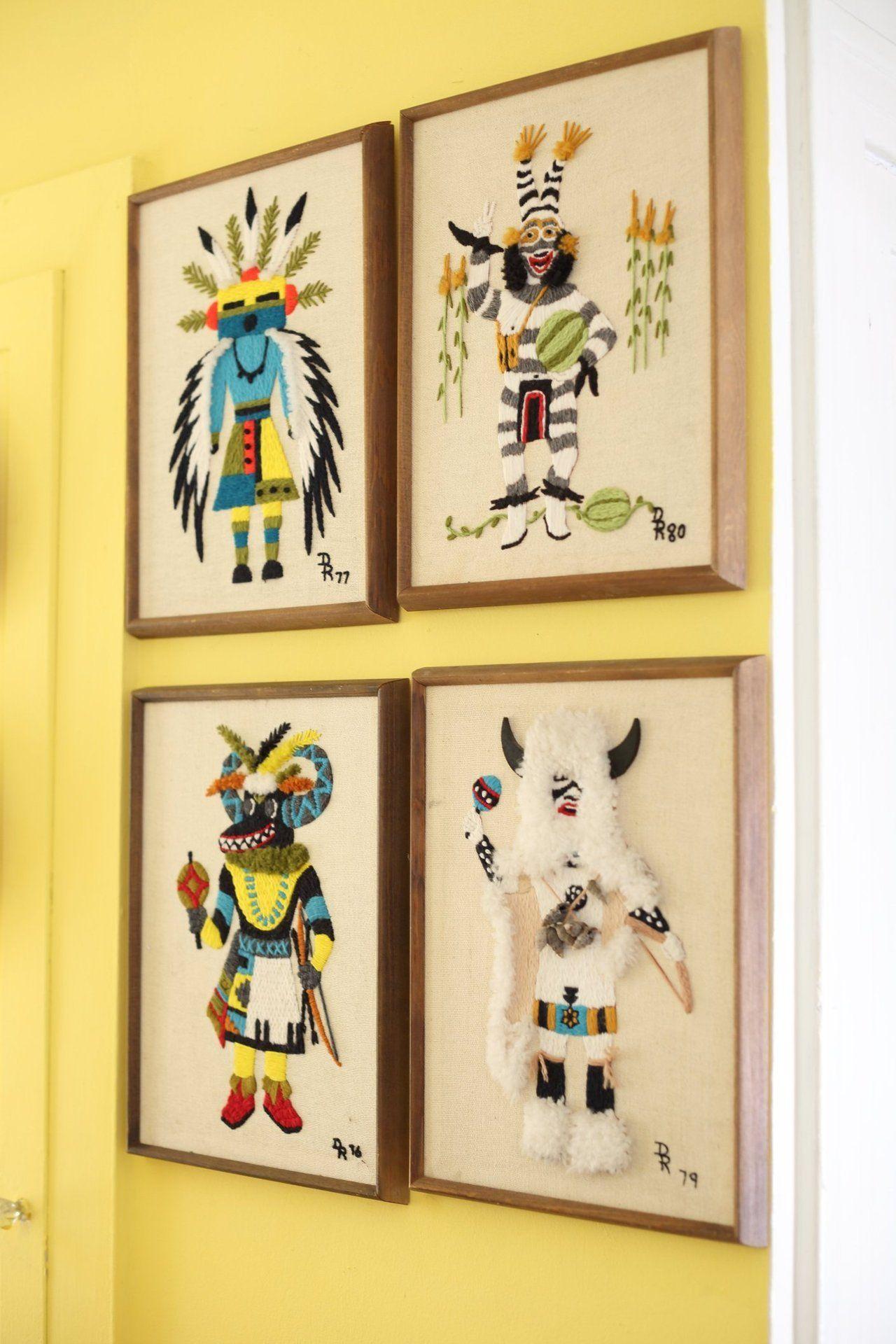 Adam\'s Eclectic Vintage Bungalow | Dining Rooms | Pinterest | Adam s ...