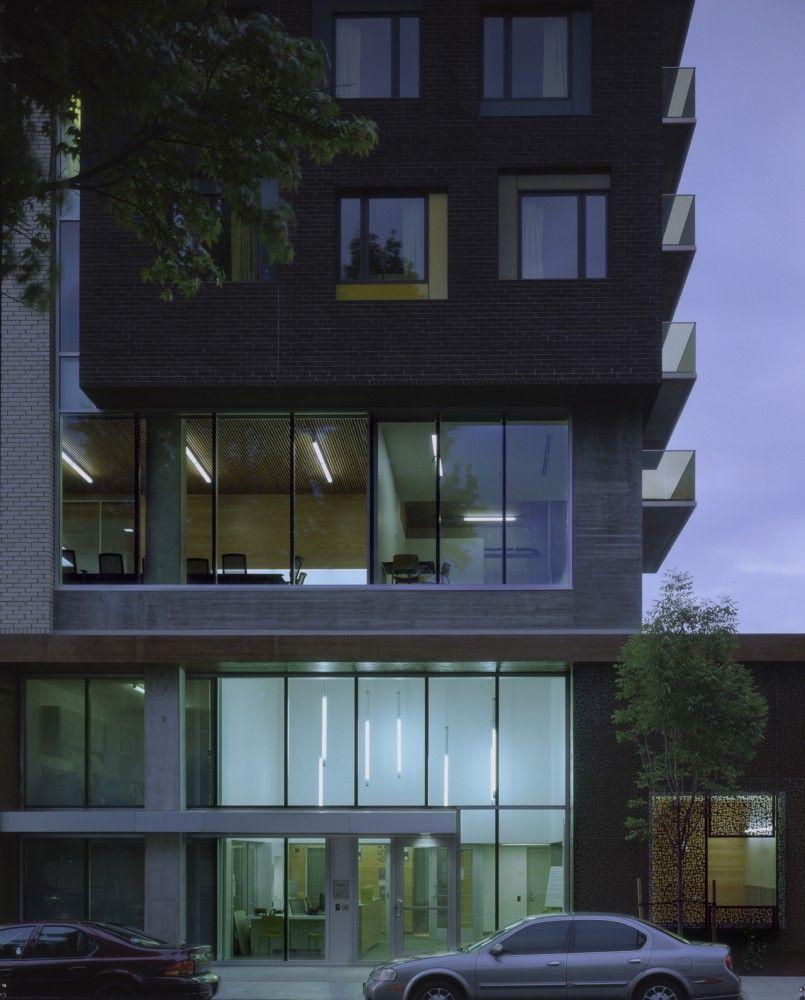 Bud Clark Commons Holst Architecture Architecture Homeless Shelter Design Shelter Design