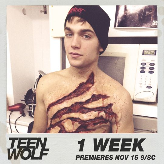 Teen Wolf Season 6 - 1 week