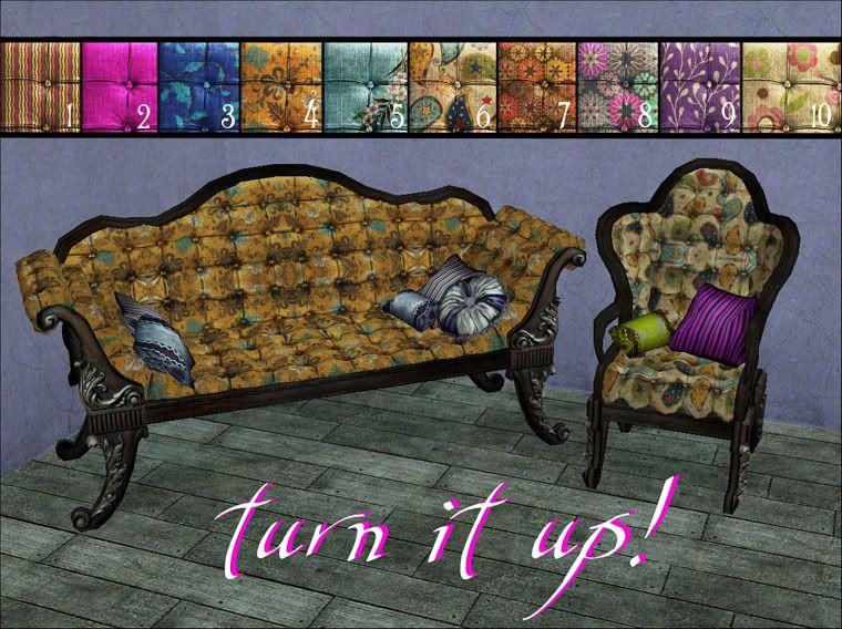 Turn it up! --- Adele recolours.