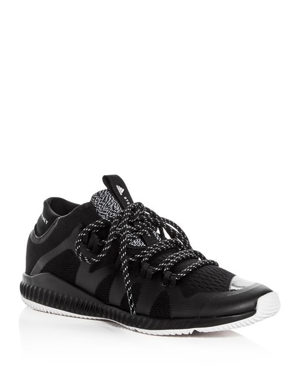 3f77254bf adidas by Stella McCartney Women s Crazytrain Pro Mid Top Sneakers ...