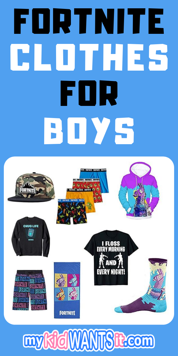Where to Buy Fortnite Clothing Gaming Apparel , Clothes