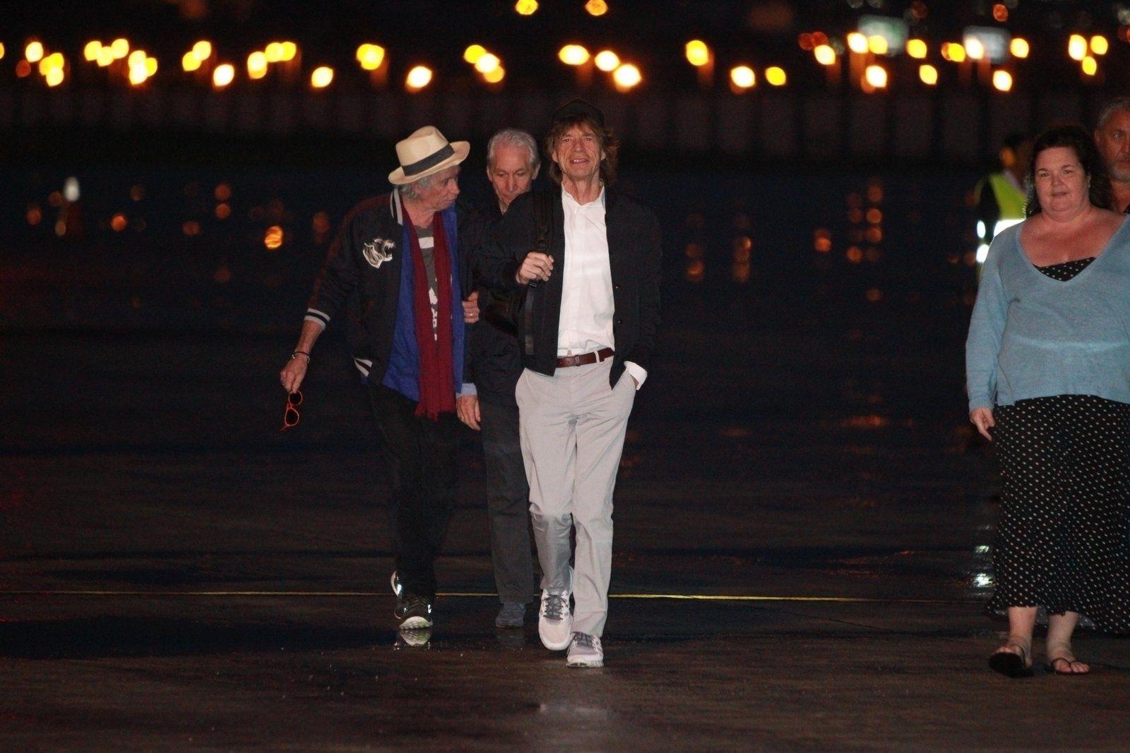 Rolling Stones pelo Brasil