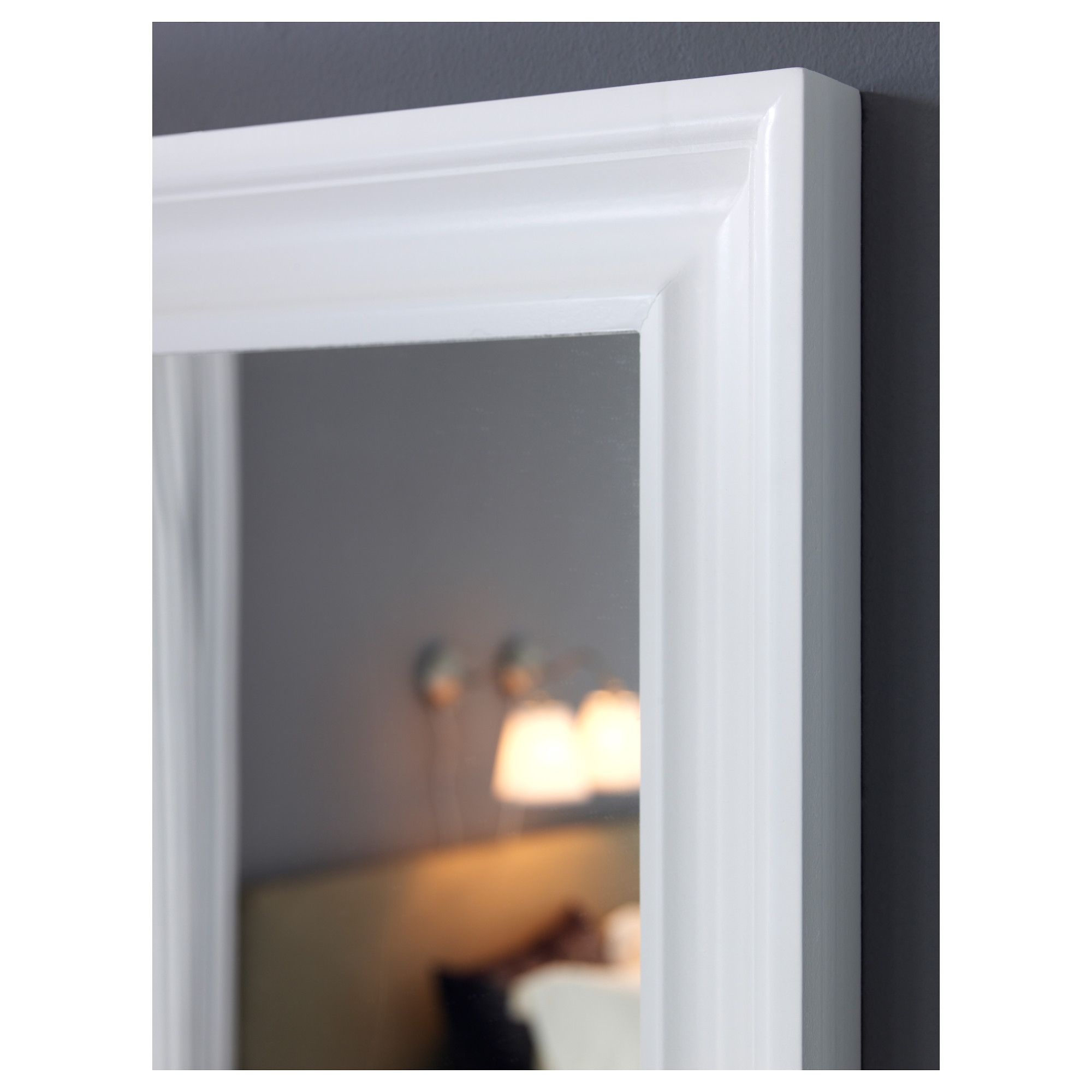 Spiegel Songe Ikea Hemnes Mirror White In 2019 Diy Ikea Hemnes Mirror