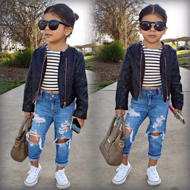 Pin de Alicia Arellano en ropa para zoe Pinterest Moda nios