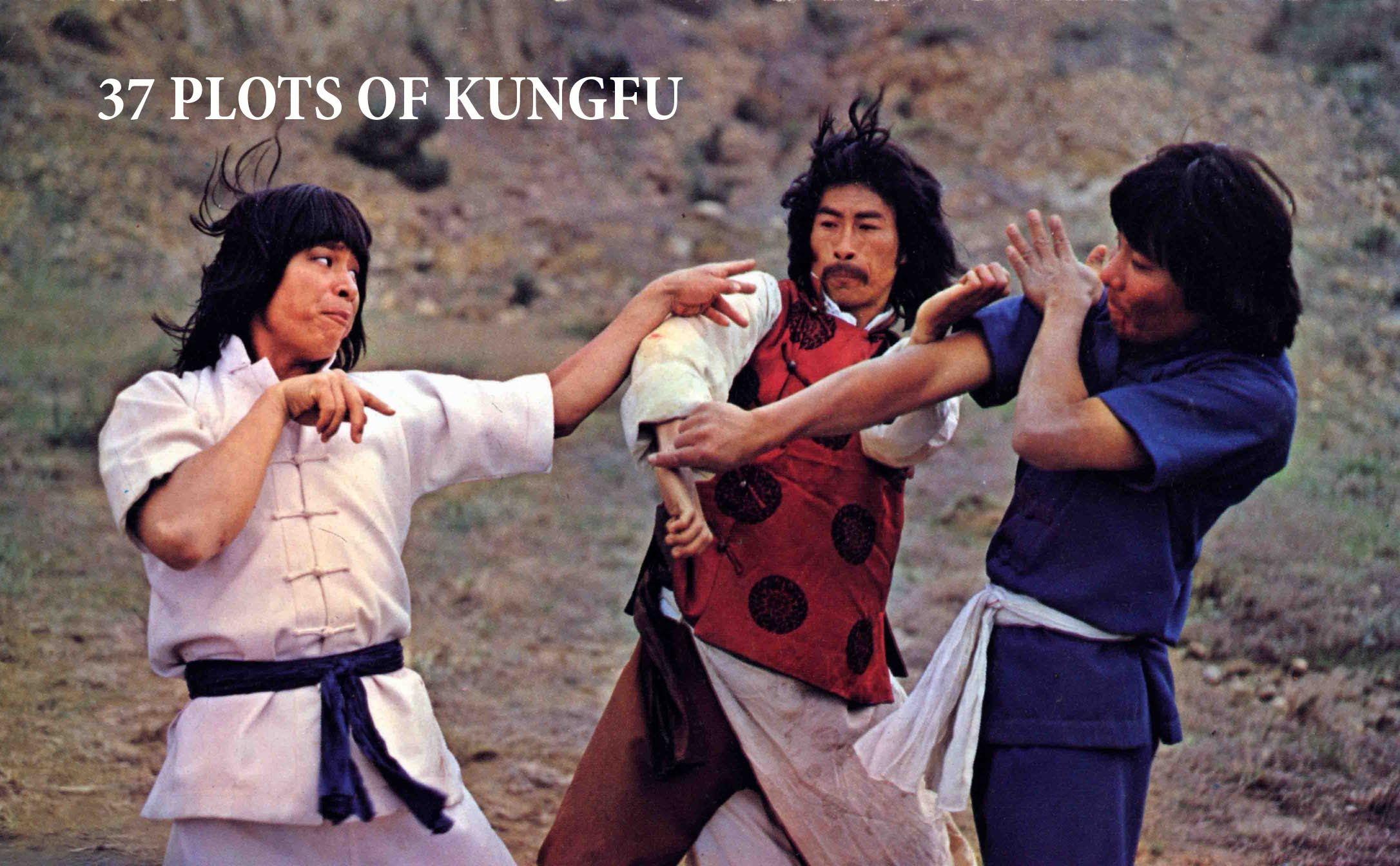 Wu Tang Collection 37 Plots Of Kung Fu Wu tang