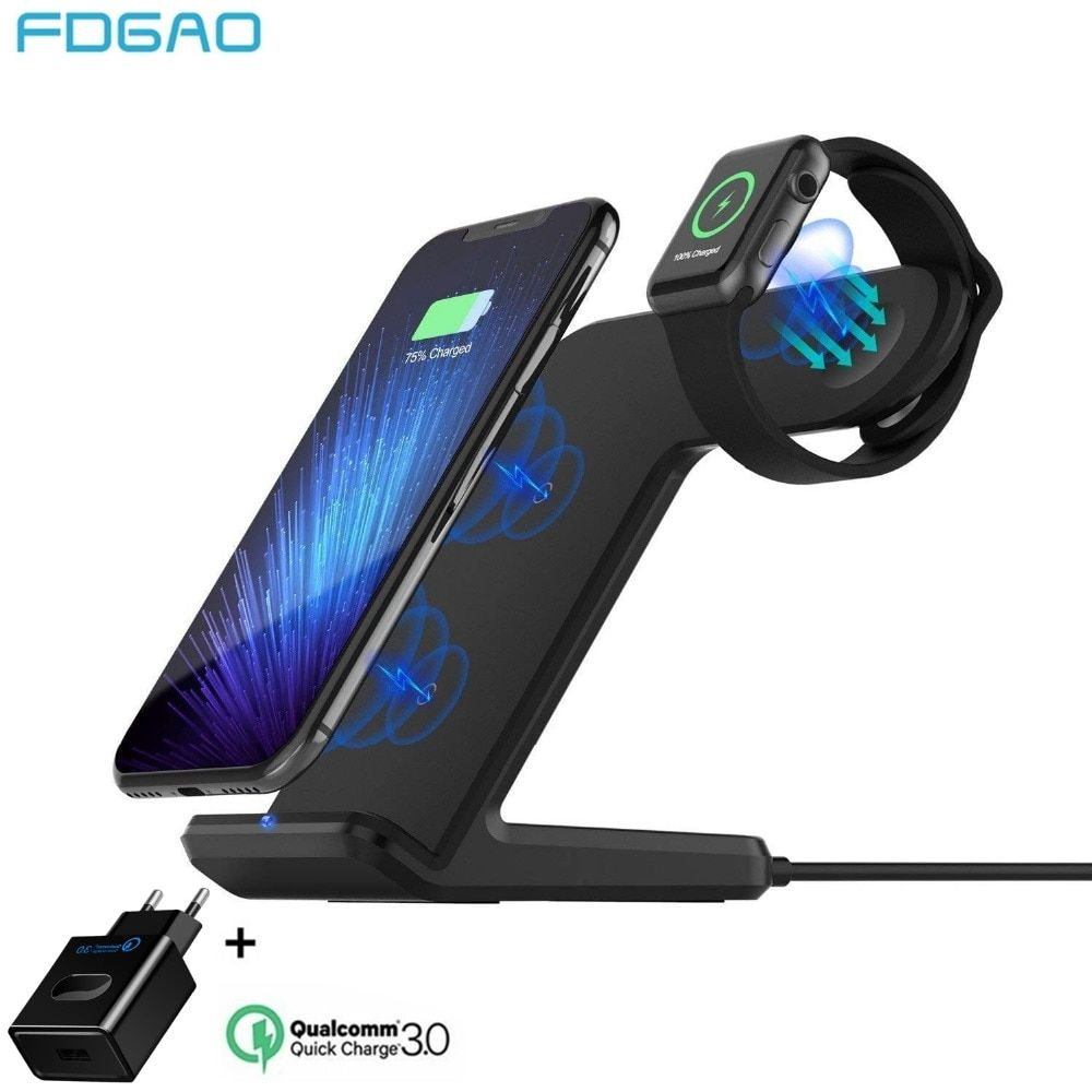 Wireless Charger Holder Wireless charger, Apple watch
