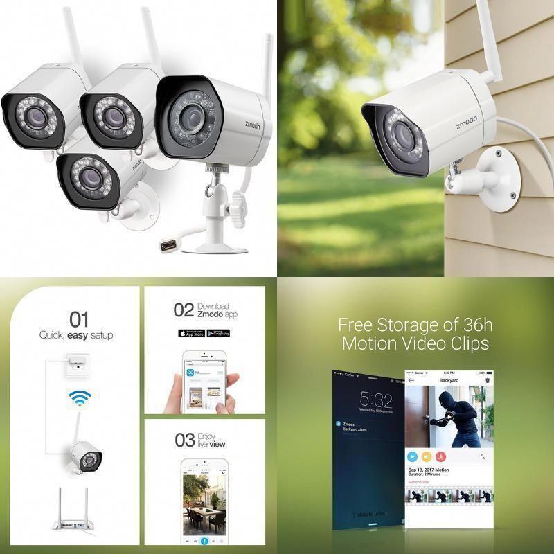 Best Surveillance Camera System Exterior Security Nest Small