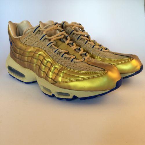 nike air max 95 gold ebay