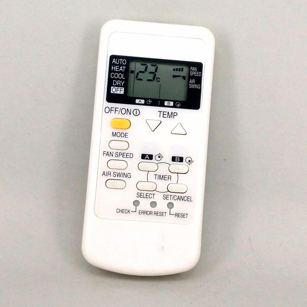 Original A C Remote Control A75c3104 A75c3097 For Panasonic Air Conditioning Affiliate The Originals Timer Air