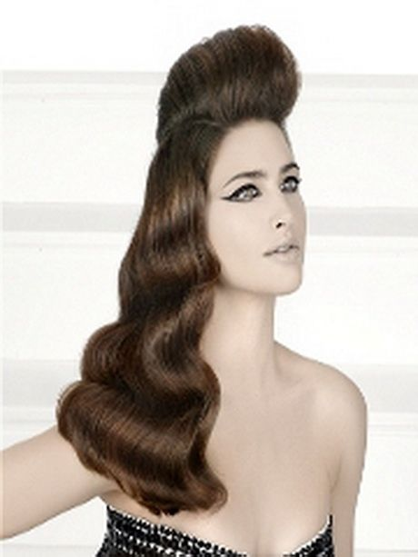 40s Hairstyles For LongHair | Burlesque Hairstyles For Long Hair