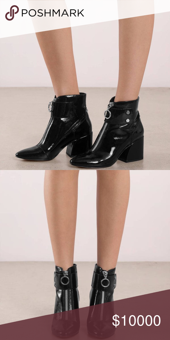 b408b3516 ISO Dolce Vita Varra Patent Glossy Boot IN SEARCH OF Dolce Vita Varra  Patent Glossy Zip Up Boots 8.5 or 9 Dolce Vita Shoes