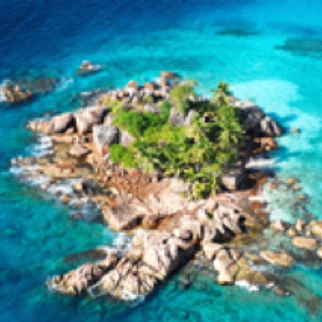 Seychelles Island Beaches: Seychelles Islands, Seychelles, Cocos Island