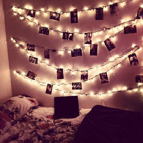 Bedroom Ideas Tumblr Christmas Lights photo lights love. | for the home | pinterest | lights