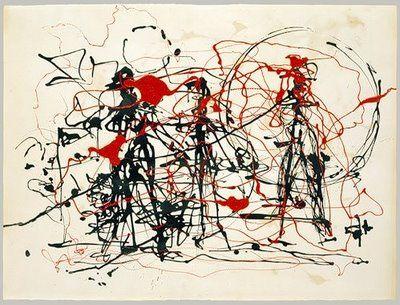 Inner Art El Genio De Jackson Pollock Jackson Pollock Expresionismo Abstracto Arte
