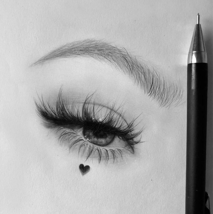 Drawing Tips eye drawing