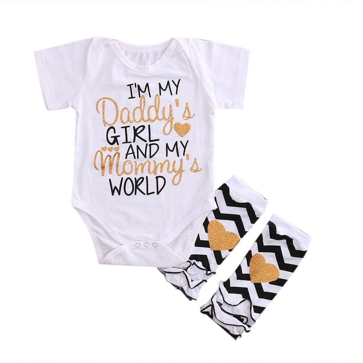 ebaff7c200c I m My Daddy s Girl and My Mommy s World