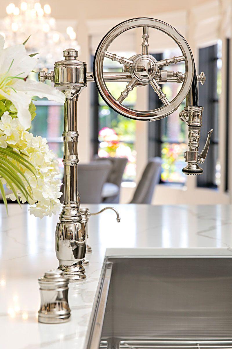 Waterstone High End Luxury Kitchen Faucets Made In The Usa Kitchen Faucet High End Kitchens Luxury Luxury Kitchen
