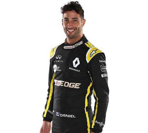 Daniel Ricciardo Renault F1 (met Afbeeldingen